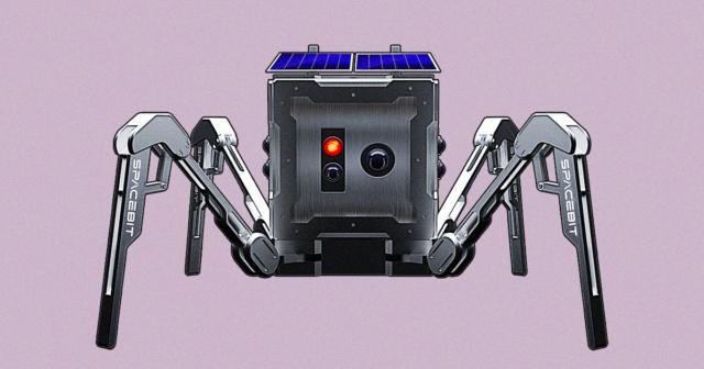 2021 moon rover legs