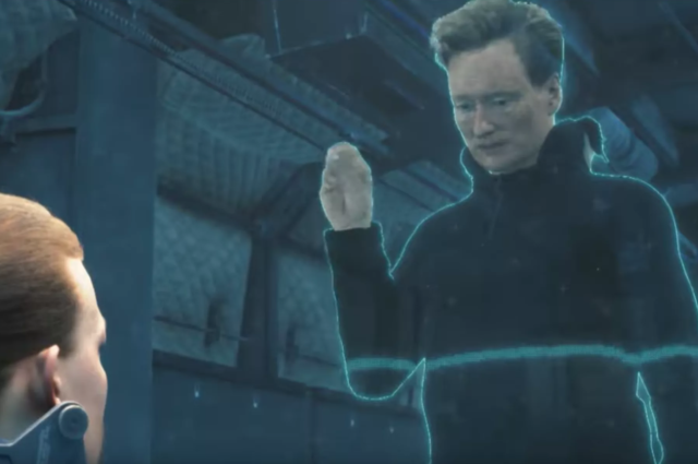 death stranding conan o'brien