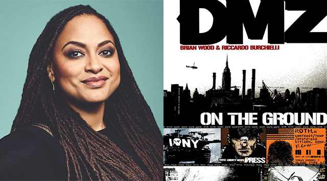 ava duvernay directing dmz adaptation hbo max