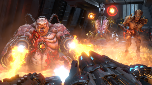 doom eternal march 2020