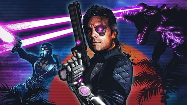 far cry 3 blood dragon animated series