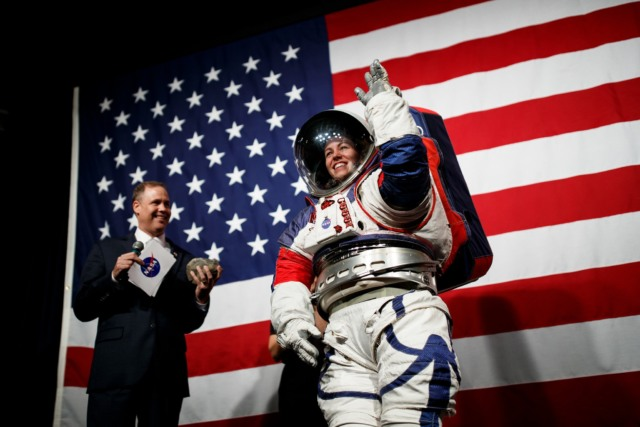 nasa spacesuit 2024 moon