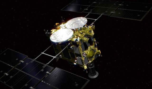 hayabusa2 asteroid samples