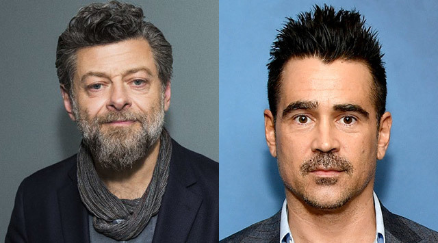 the batman andy serkis colin farrell