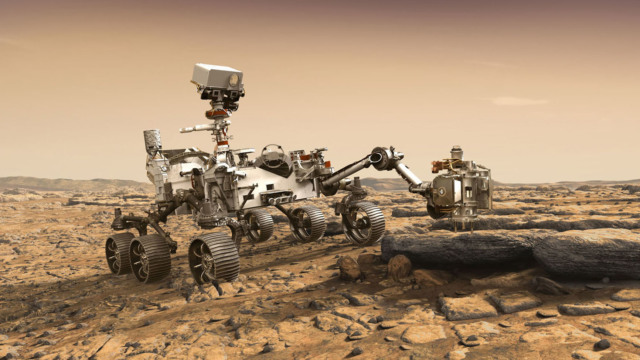 humans 3 rovers mars 2020