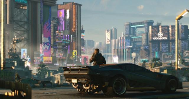 cyberpunk 2077 delayed