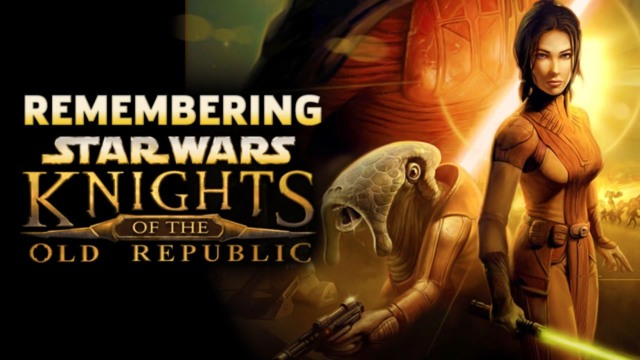knights of the old republic video game remake