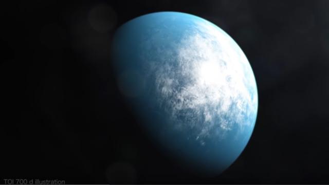 nasa tess earth sized planet habitable zone
