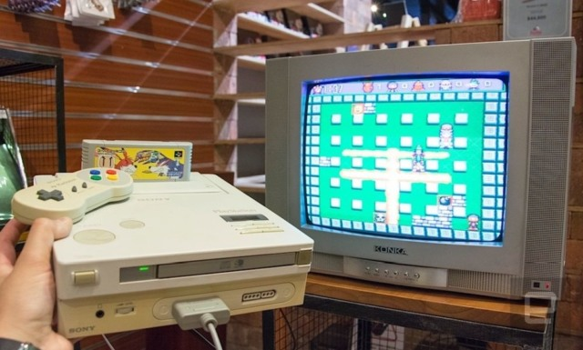 nintendo playstation prototype auction