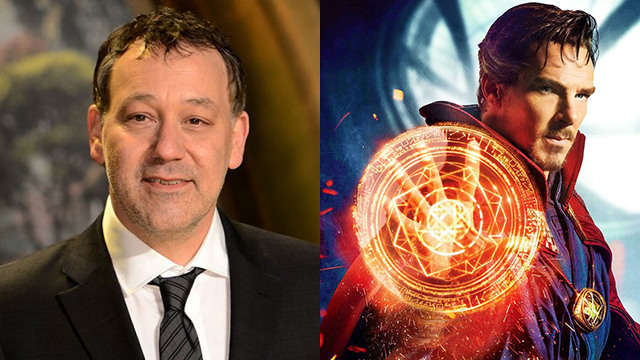 sam raimi doctor strange sequel