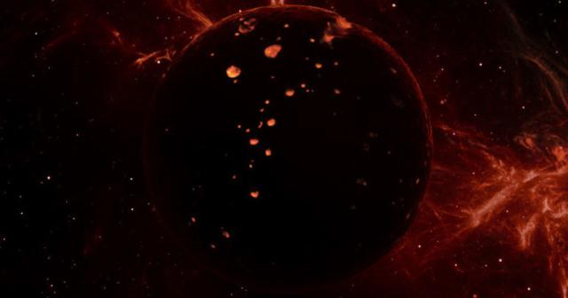 astronomers planet rains liquid iron