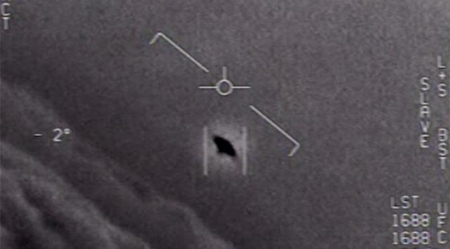 pentagon ufo footage