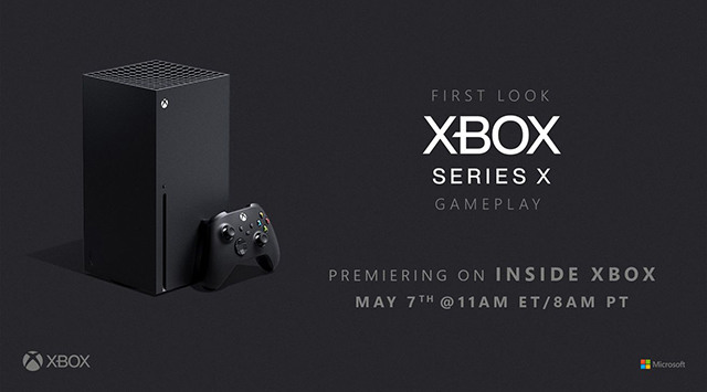 xbox series x gameplay may 7