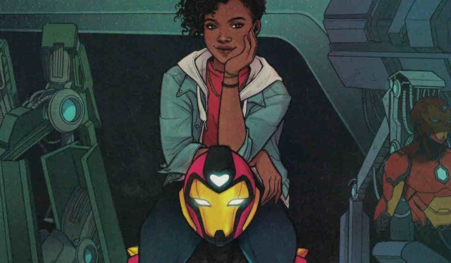 ironheart tv series disney plus