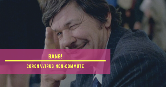 monday morning commute bang