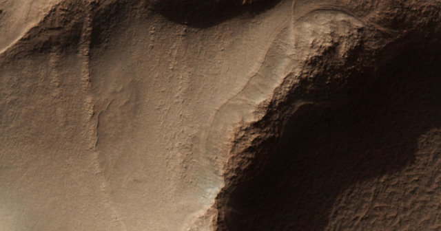 scientists mars ancient rivers