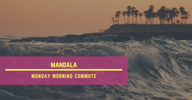 monday morning commute mandala