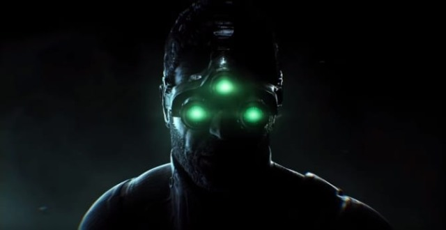 splinter cell animated series john wick writer