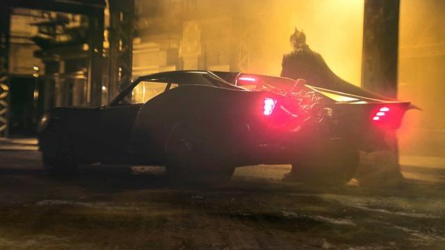 the batman no longer shooting on location