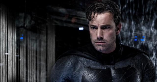 ben affleck the batman the flash movie