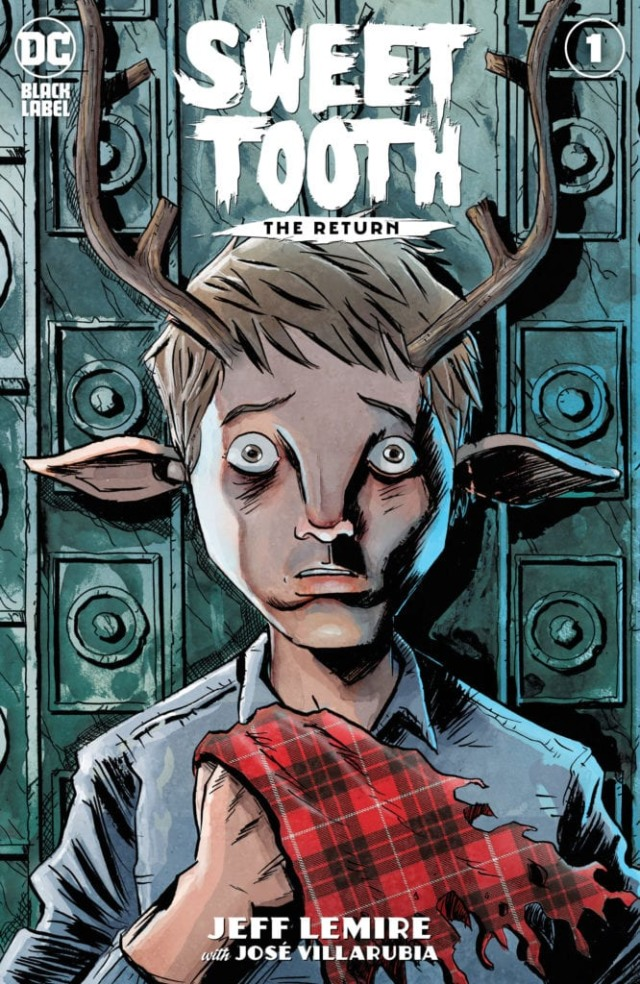 jeff lemire sweet tooth returning november