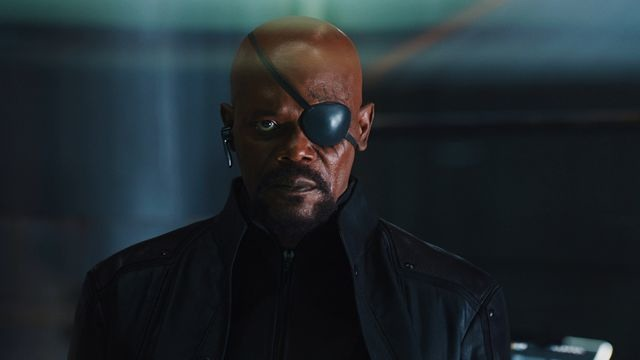 nick fury disney plus series