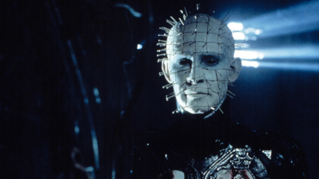 clive barker executive producer hbo hellraiser series
