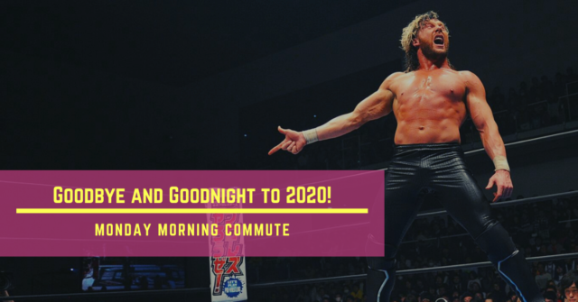 monday morning commute goodbye and goodnight to 2020