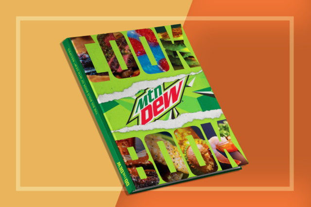 mountain dew cookbook