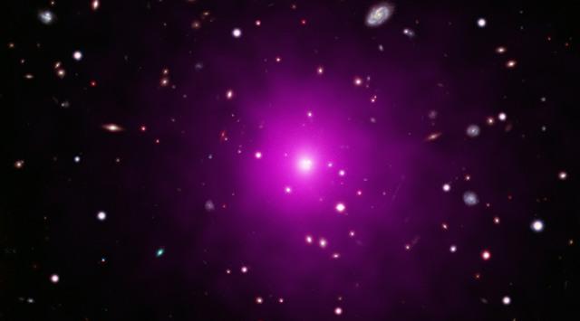 nasa supermassive black hole missing