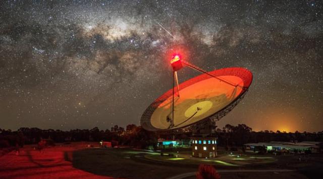 radio signal closest star proxima centauri