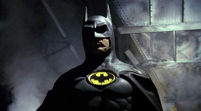 michael keaton main dceu batman
