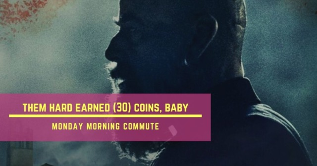 monday morning commute hard 30 earned coins, baby