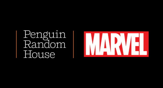 marvel penguin random house