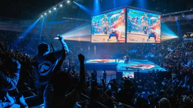 sony buys fighting game tournament evo