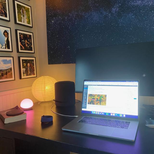 actual desktop!
