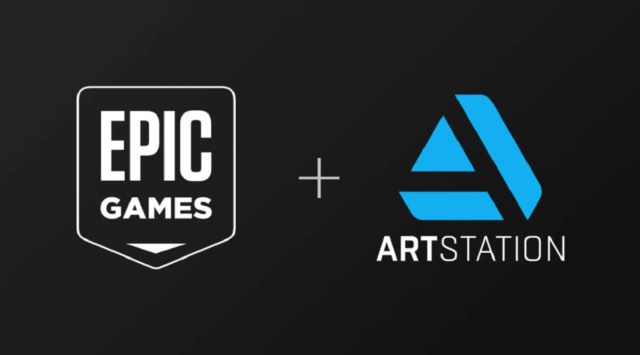epic games has bought artstation