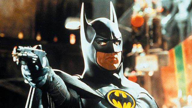 michael keaton batman the flash movie