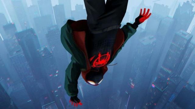 spider man into the spider verse sequel directors