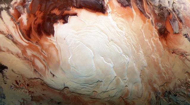 nasa scientists mars subsurface lakes
