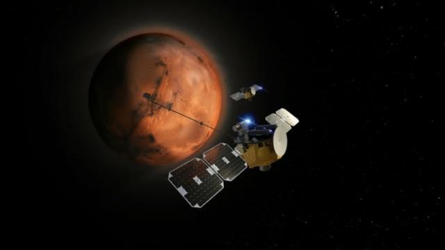 rocket lab nasa mars mission