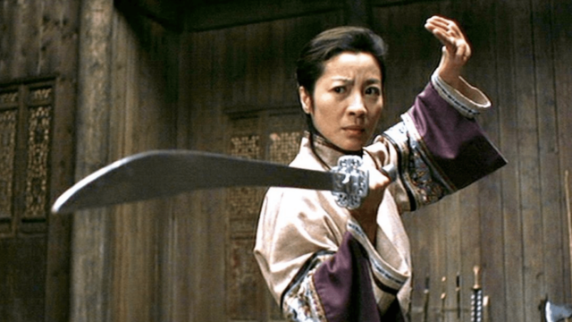 the witcher spinoff michelle yeoh
