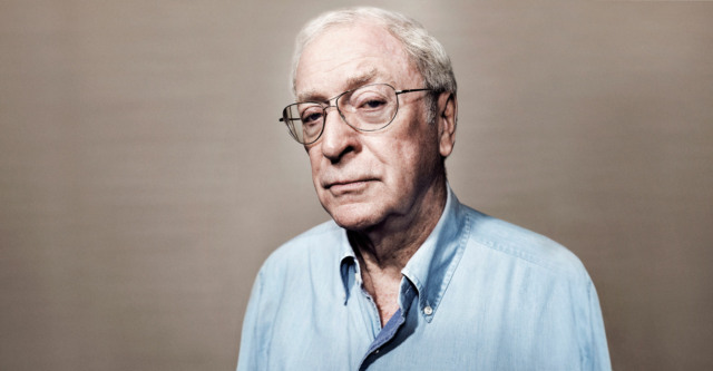 michael caine eight years not blinking